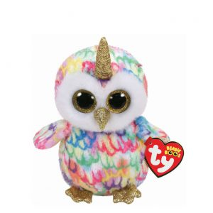 ENCHANTED UNICORN OWL